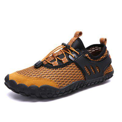 Mesh Outdoor Men Hiking Shoes Wading Swimming Beach Shoes