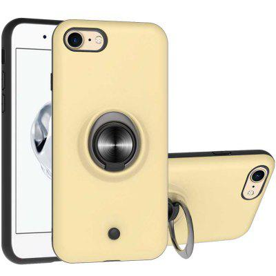 2-IN-1-GYRO Decompression PC+TPU Phone Case for iPhone 7 / 8 / SE 2020