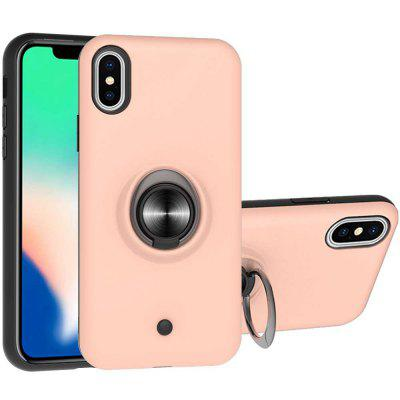 2-in-1-GYRO Decompression PC + TPU Phone Case voor iPhone X / Xs