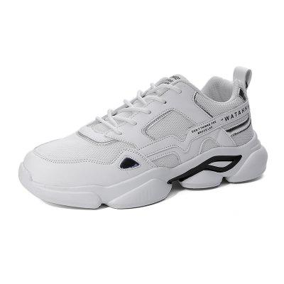 Men'S Running Sneakers Breathable Student Casual Shoes Old Shoes