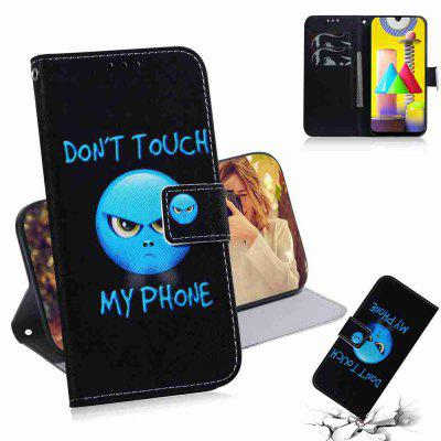 Multi-Pattern Painted Phone Case for Samsung Galaxy  M31