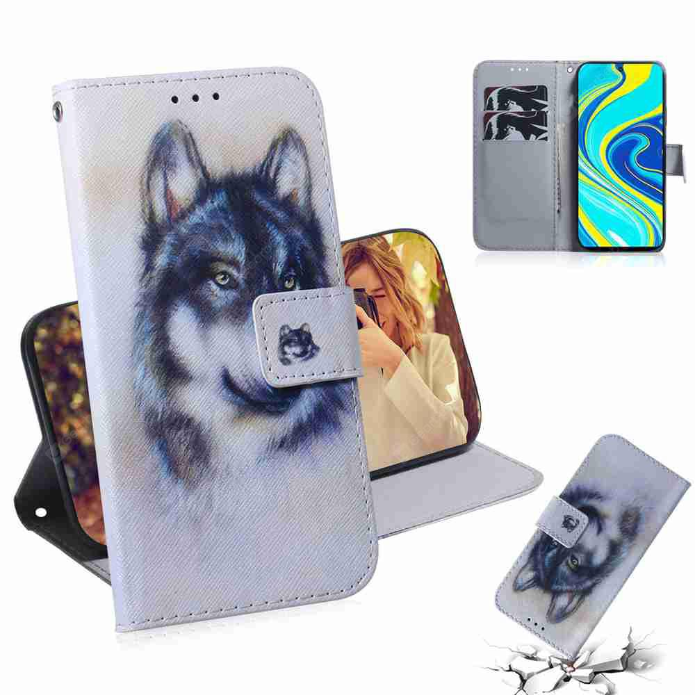 """""""Painted Phone Case for Xiaomi Redmi Note 9 Pro Max / Note 9S / Note 9 Pro - Multi-B"""""""