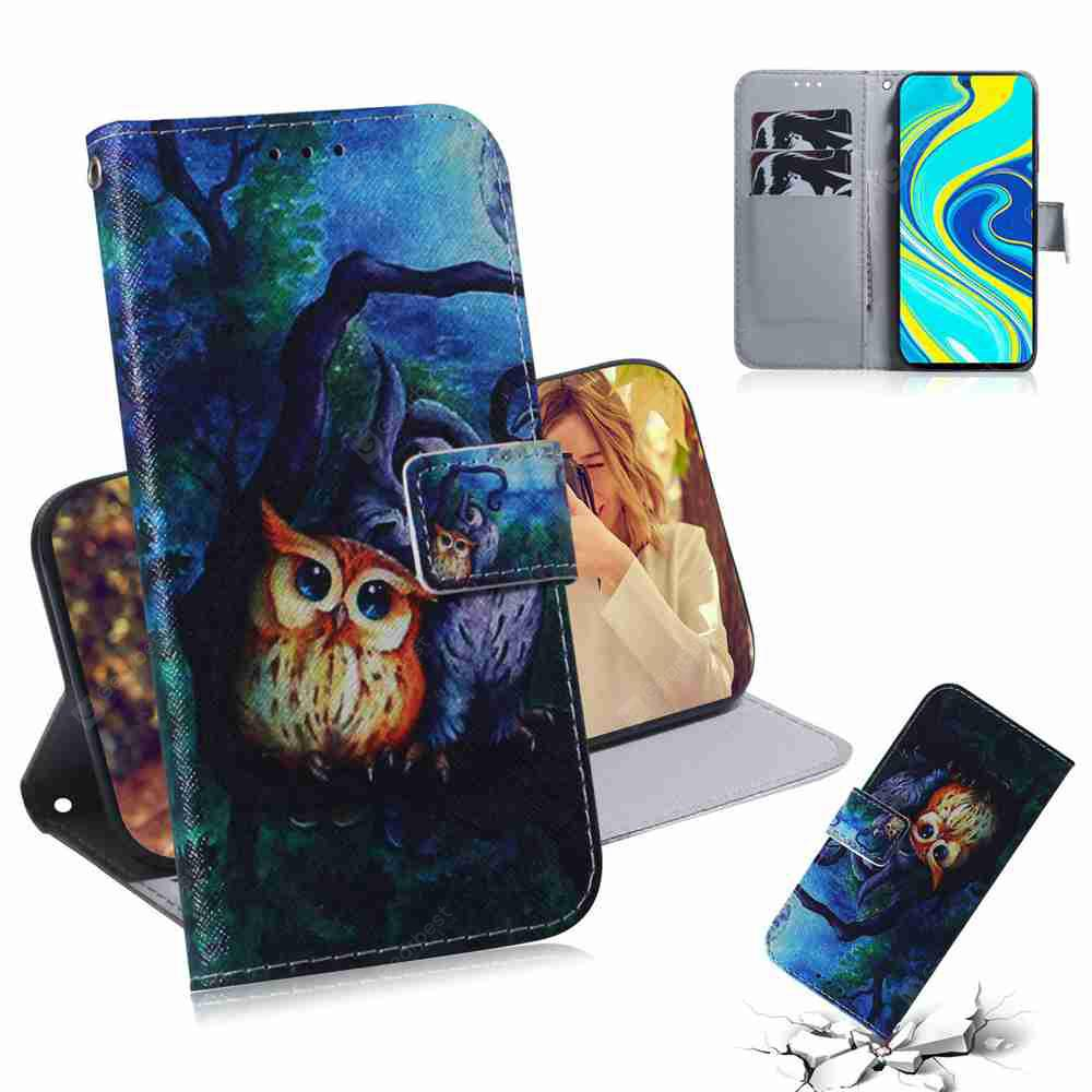 """""""Painted Phone Case for Xiaomi Redmi Note 9 Pro Max / Note 9S / Note 9 Pro - Multi-C"""""""