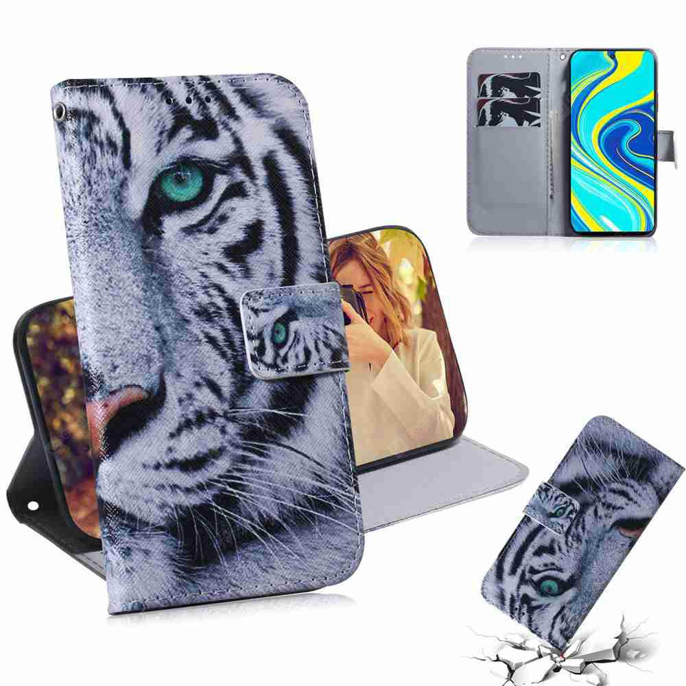 """""""Painted Phone Case for Xiaomi Redmi Note 9 Pro Max / Note 9S / Note 9 Pro - Multi-D"""""""