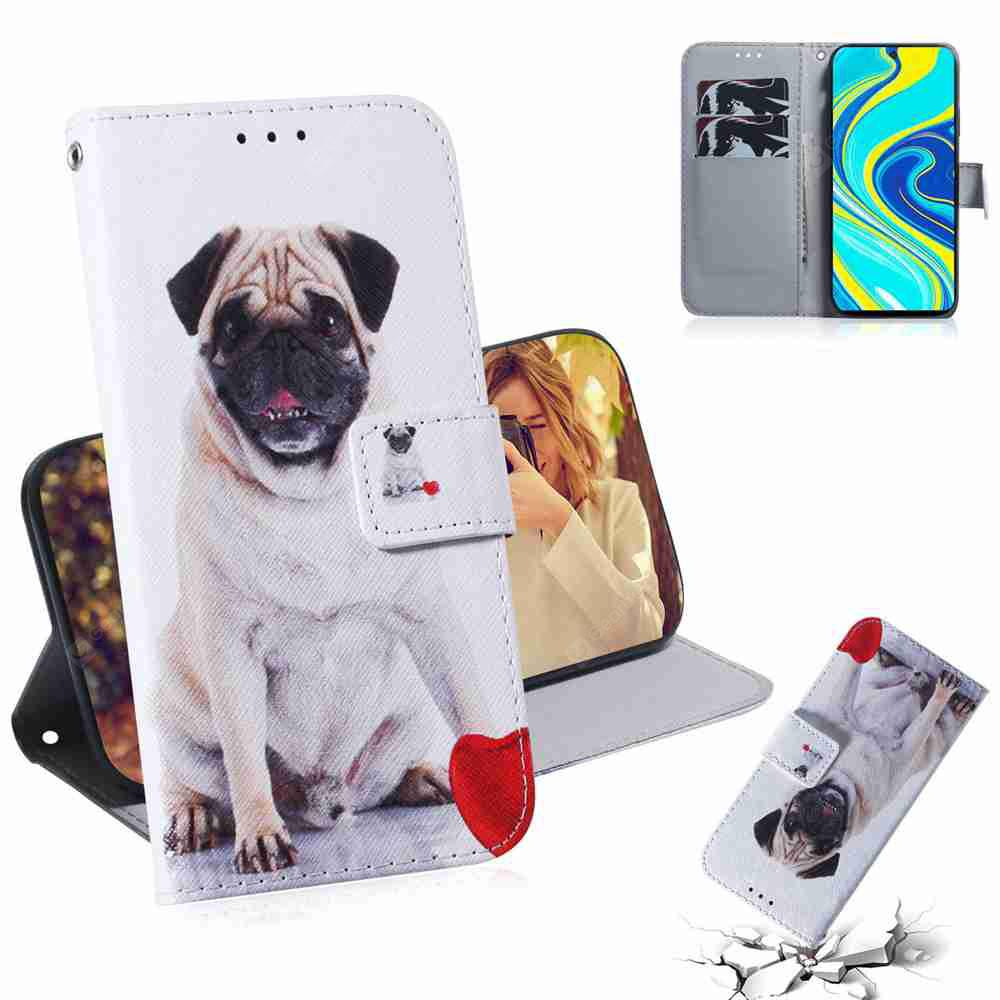 """""""Painted Phone Case for Xiaomi Redmi Note 9 Pro Max / Note 9S / Note 9 Pro - Multi-F"""""""