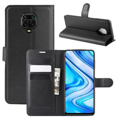 CHUMDIY PU Leather Full Body Phone Case for Xiaomi Redmi Note 9S / Note 9 Pro