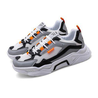 Men Sneakers Breathable Non-slip Casual Shoes