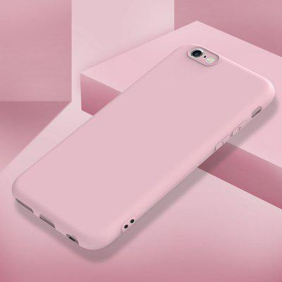 Matte TPU Solid Color Phone Case for iPhone iPhone 6 / 6S