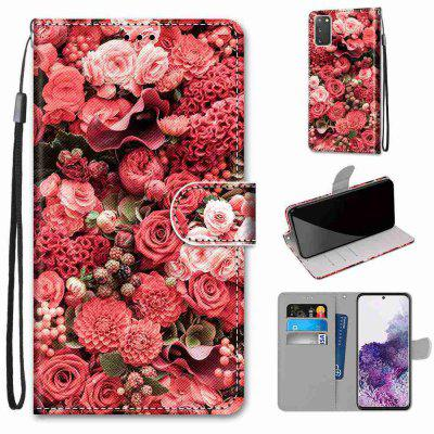 Multi-Pattern Painting Phone Case for Samsung Galaxy S20