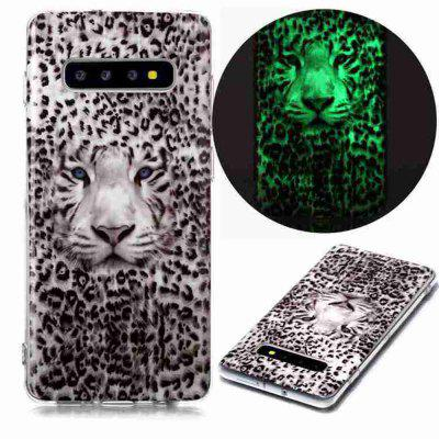 Luminous Painted Upscale TPU Phone Case for Samsung Galaxy S10 Plus