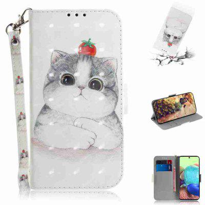Multi-Pattern 3D Painted Phone Case for Samsung Galaxy A71 5G