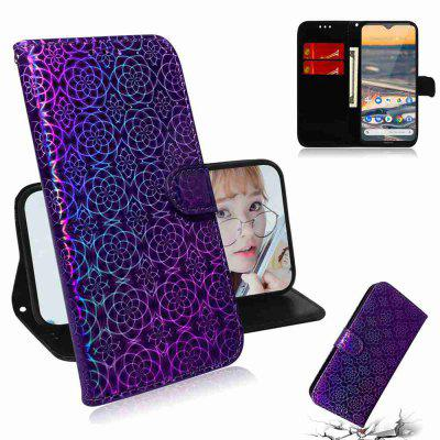 Solid Color Dazzling Phone Case for Nokia 5.3