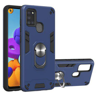 Two-In-One-Warframe Phone Case for Samsung Galaxy A21S