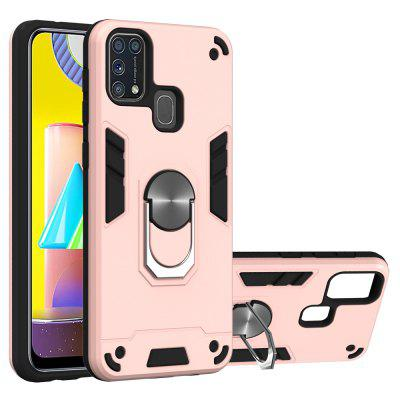 Two-In-One-Warframe Phone Case for Samsung Galaxy M31