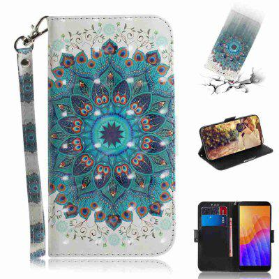 Multi-Pattern 3D Painted Phone Case for Huawei Y5P