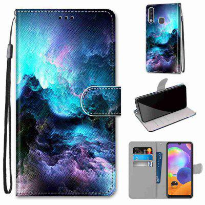 Flat Painted Phone Case for Samsung Galaxy A70E
