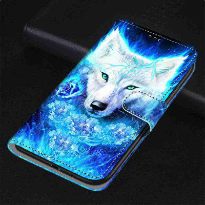 Flat  Painted Phone Case for Xiaomi Redmi Note 8T