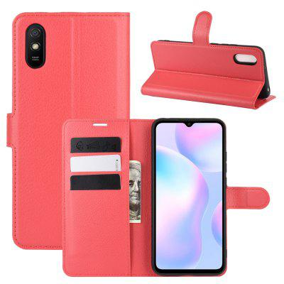 CHUMDIY Luxury Card Protection PU Leather Phone Case for Xiaomi Redmi 9A