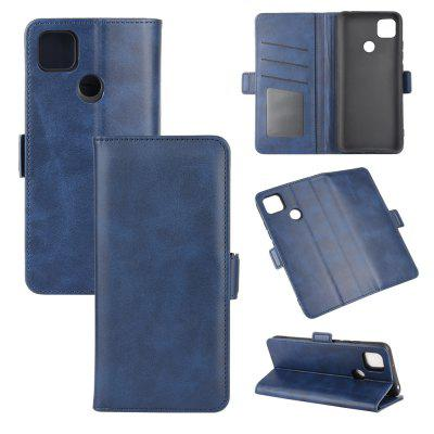 CHUMDIY PU Leather Flip Magnetic Wallet Phone Case for Xiaomi Redmi 9C
