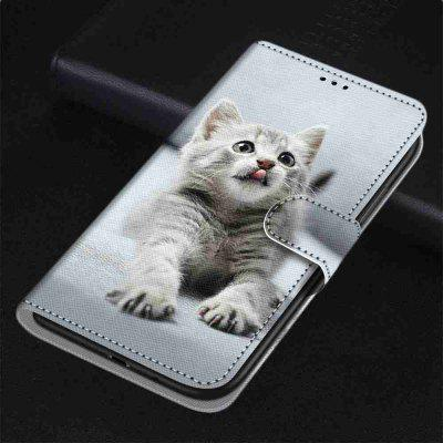Flat Painted Phone Case for Huawei Honor 9X Lite