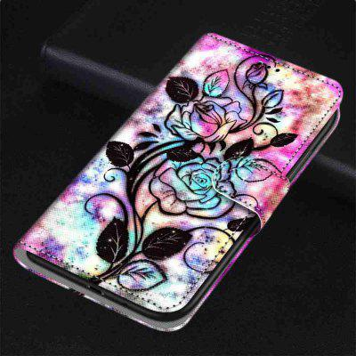 Flat Painted Phone Case for Samsung Galaxy M51
