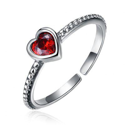 SB-R0032 Fashion Sterling Silver Ring