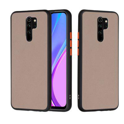 Frosted Anti-Drop PC TPU Hybrid Mobile Phone Case for Xiaomi Redmi 9