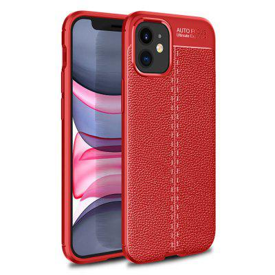 Shockproof Back Cover Solid Color Soft TPU Case For iPhone 12 Mini / 12 / 12Pro