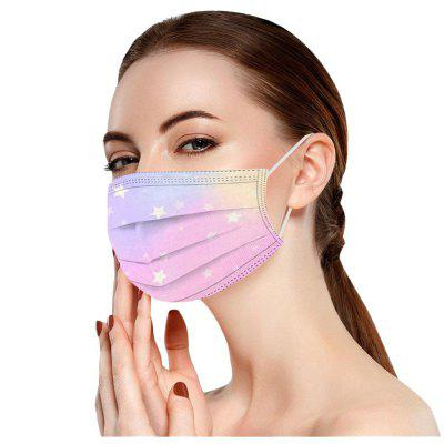 Disposable Safety Mask Dust-Proof Breathable Non-Woven