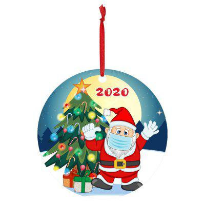 Christmas 2020 Decorations  Pendant