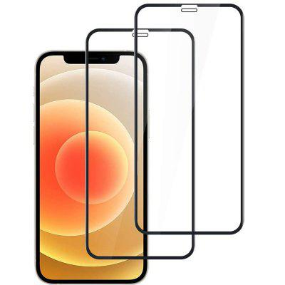 Tempered Glass Screen Protector For iPhone 12 / iphone Pro 6.1 Inch 2pcs