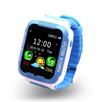 Espanson C3 Child Smartwatch IP67 Swim LBS Touch Phone smart watch SOS Call Location Device Tracker