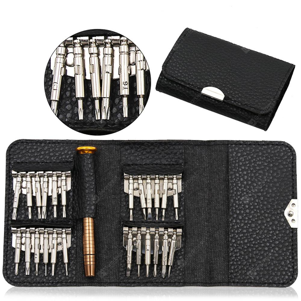 Screwdriver Set 25 in 1 Screwdriver Repair Tool Set For iPhone Cellphone Tablet PC Hand tools