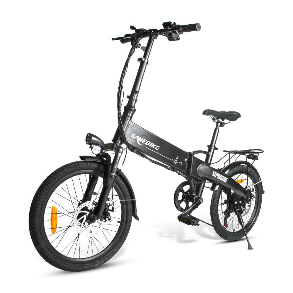 Samebike JG20 Smart Folding Electric Mop