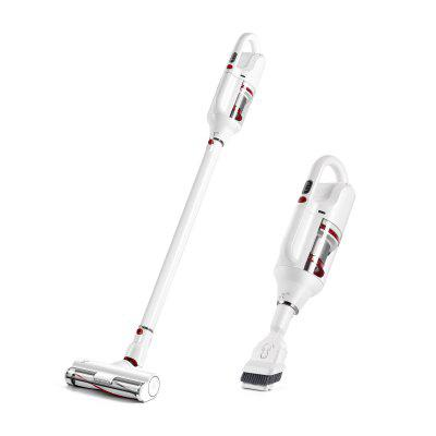 PUPPYOO T10 Home Cordless Vacuum Cleaner Brushless Motor LED 250W 17500Pa 2 in 1 HEPA 45MIn Image