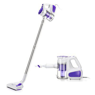 PUPPYOO WP526-CEU 2-in-1 Vacuum Cleaner 600W Hand Held Upright Stick Bagless Corded Image