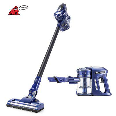 PUPPYOO Cordless Vacuum Cleaner Bagless HandHeld For Car Carpet sweeper WP536EU Image