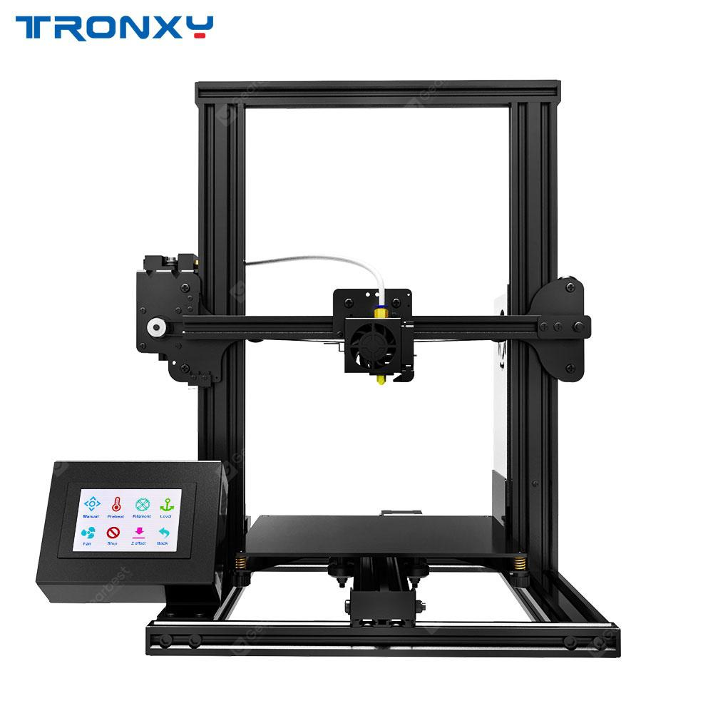 TRONXY XY-2 the Professional 3D House Printer Building for Kids Toy Printing 3D