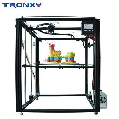 Tronxy High Precision Large Size Touch Screen DIY Industrial Home Use Commercial X5ST-500-2E