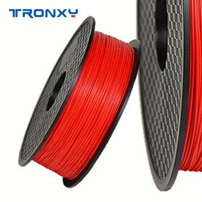 Tronxy 3D Printer Material Pla 1.75mm 3D Consumables  - red