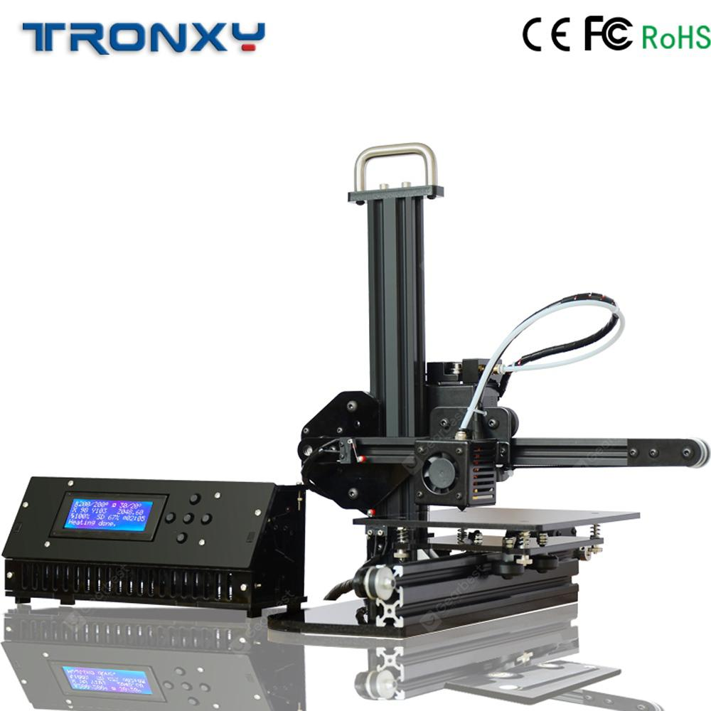 Tronxy X1 3D printer education desktop printer print size 150x150x150mm