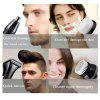 Kemei 5-in-1 rechargeable electric shaver five floating head razor multi-function hair clipper