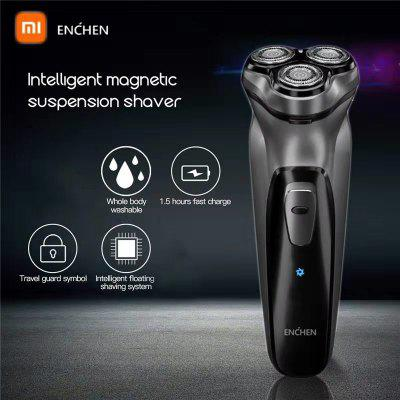 Xiaomi electric shaver men can wash USB rechargeable wireless 3D intelligent control razor