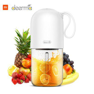 Xaiomi delma 300ml portable electric juicer mixer mini USB rechargeable juice cup