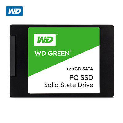 Western Digital WD SSD GREEN 120GB 240GB 480GB 2.5 inch SATA III PC Internal Solid State Drive