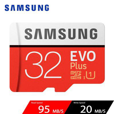 SAMSUNG Micro SD Card 512G 256GB 128GB 64GB 32G Microsd SDXC EVO Plus C10 U3 UHS TF SD Card