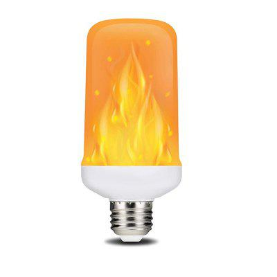 ZDM 7W LED Flame Effect Light Bulb E27 Flickering Flame Energy Saving