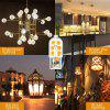 ZDM G4 LED Bulb 6 Pack 2.5W LED Bi-pin G4 Base Warm White Cold White AC12V DC12V AC220V