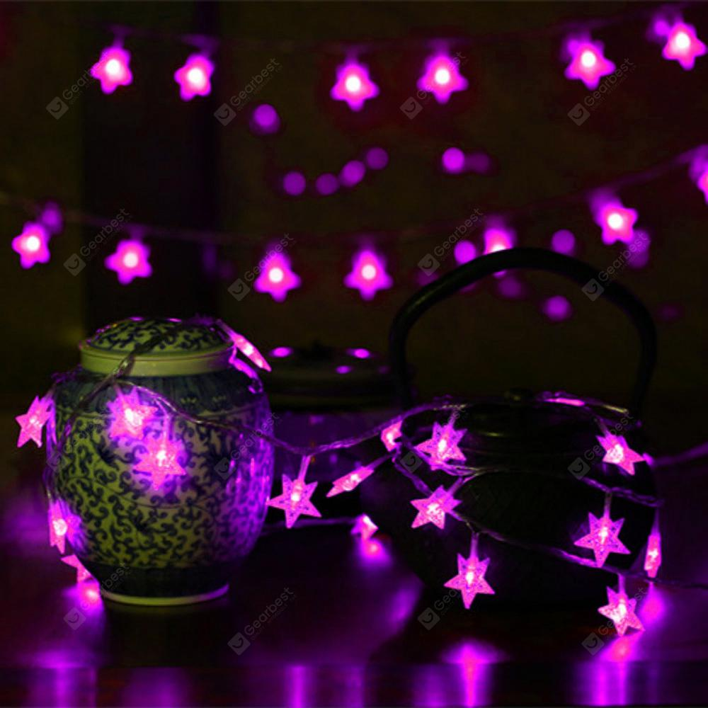 2x10m LED Fairy String Lights Battery Operated Wedding Birthday Party Decoration
