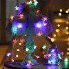 ZDM Star String Lights 3AA Battery powered Multicolor Warm White LED Lamp string Indoor Fairy Lights